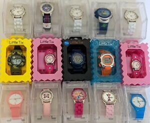 Wholesale Job Lot 15 Children's Watches RRP 200 E18