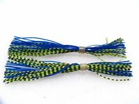 10 SKIRTS-LURE MAKING JIGS SPINNER CHATTER BUZZ BAIT#22