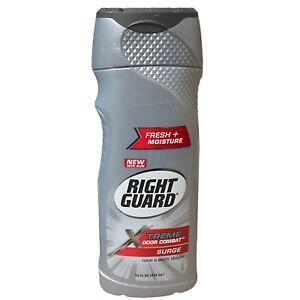 Right Guard Xtreme Odor Combat Surge Hair & Body Wash  16 Oz