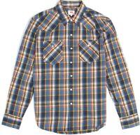 Herren Hemd LEVIS LEVI´S Barstow Western 65816-0203 Dress Bluezone Wash gr. M