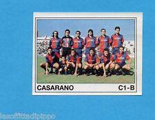 PANINI CALCIATORI 1989/90 -Figurina n.535- CASARANO - SQUADRA -Recuperata