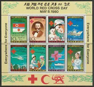 1980.04.17 World Red Corss Day Dunant Krankenschwester Mi. 1976-1983