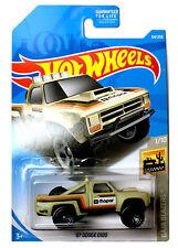 Hot Wheels 64/250 '87 Dodge 0100 #1/10 Baja Blazers NEW