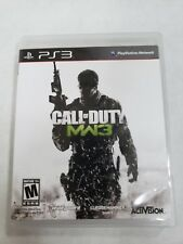 Call of Duty: Modern Warfare 3 (Sony PlayStation 3) FREE SHIPPING MW3 PS3