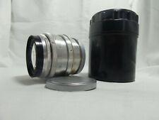 Jupiter 9  f2/85mm Russian Lens for Kiev 2, 3, 4 Contax II camera mount  8625