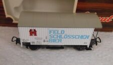 Liliput HO 249 51 Feld Schlosschen Bier Beer Car In Original Box (LA)