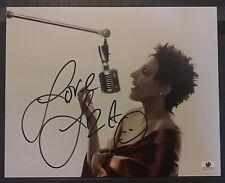 Liza Minnelli signed 8x10 COA GAI
