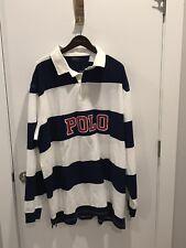 NWT POLO RALPH LAUREN Mens Rugby/Polo Shirt 3XLT