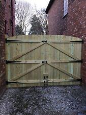 7x7 PRESSURE TREATED GATE POST// 175X175x2400mm TREATED TIMBER