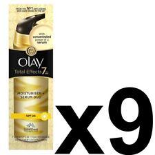 9 Olay Total Effects Moisturiser & Serum 2-In-1 Duo SPF20 NonGreasy Formula 40ml
