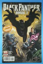 Black Panther Annual #1 Marvel Comics 2018