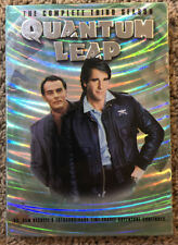 Quantum Leap - The Complete Third Season (Dvd, 2005, 3-Disc Set) Brand New!