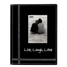 2-Pioneer LLL-46 4x6 Live, Laugh, Love Embroidered Photo Albums -