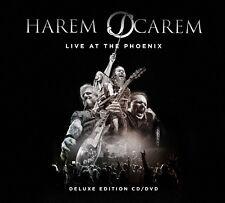 HAREM SCAREM - LIVE AT THE PHOENIX (LTD.DELUXE EDITION) 2 CD + DVD NEUF