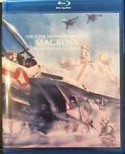Macross SDF1 Complete 1984 Series 7 disc HD Blu-Ray set! English Subtitles Audio