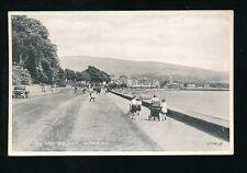 Scotland Dunbartonshire HELENSBURGH West Esplanade c1920s? PPC by Valentine