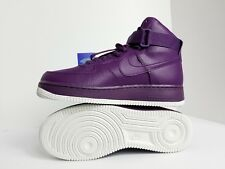 Men's Nike Air Force 1 High '07 High Top 315121-500 Sz 9 Purple