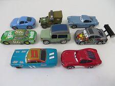 Disney Pixar Cars Assorted Diecast Classic Cars Jeep Sarge Lot of 8 #7860