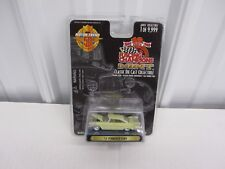 1:64 1957 Plymouth Fury Racing Champions MINT Motor Trend Diecast Yellow