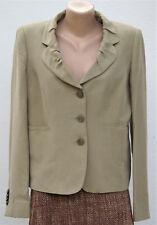 Armani Collezioni silk linen blazer sz 46 (large)