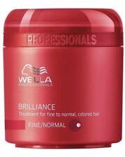 Wella Care Brilliance Mask 150ml normale, fine, coloriertes capelli (100ml 6,66 €