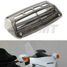 Motor Windscreen Air Flow Vent Smoked For Honda Goldwing GL1800 04-16 09 11 15