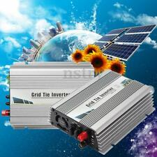 600W 22-60V Panel Solar Grid Tie Micro Inverter MPPT Pure Sine Wave To AC 230V