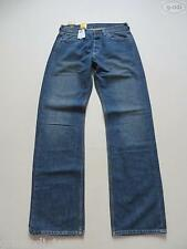 Lee NASH Loose Fit Jeans Hose W 31 /L 36, NEU ! Faded Washed Denim, Extra Lang !