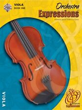 Orchestra Expressions Book 1 w/CD - Viola <EMCO1003CD> Alfred