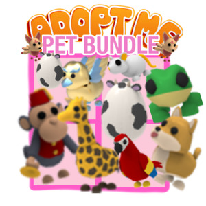 Roblox Adopt Me Pets - Frost dragon/Elephant/Lots more!!! -new stock Legendary!!