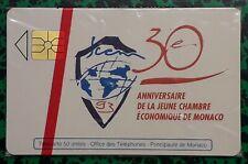 MONACO 50 UNITES  MF28 du 05/93  - JEUNE CEM - NSB