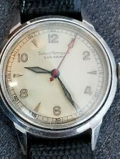 Vintage Girard Perregaux Sea Hawk Men's wrist Watch Runs Original nice