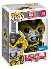 """FUNKO POP! Transformers_Cannon Arm BUMBLEBEE Exclusive Variant 3.75 """" Vinyl fig."""