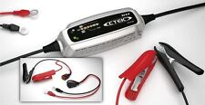 CTEK XS0.8 TRICKLE BATTERY CHARGER 12V CAR MOTOR BIKE ATV REPLACES XS800 COMFOR