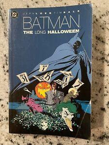 Batman The Long Halloween DC Comics TPB Graphic Novel Comic Book Joker Ivy J587