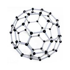 Scientific Chemistry Carbon 60 C60 Atom Molecular Model Links Kit Set W5H9