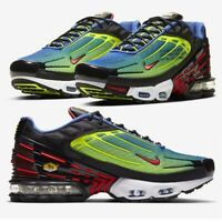 """Nike Air Max Plus III 3 """"Parachute"""" Pack Sneaker Men's Lifestyle Comfy Shoes"""