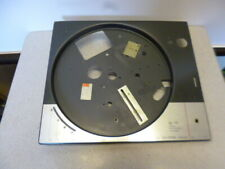 Genuine Lenco Goldring GL75 Turntable Chassis & Face Plate