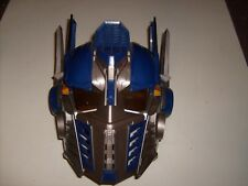 Transformers Electronic Mask Optimus Prime Talking Voice Changer Cosplay Costume
