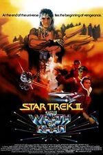 Star Trek The Wrath Of Khan Movie Poster 11x17 Mini Poster (28cm x43cm)