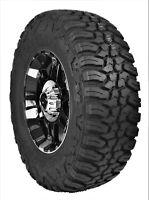 2 New Travelstar EcoPath M/T All Terrain tires - LT285/75R16 126Q LRE 10PLY