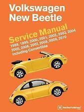 Volkswagen New Beetle Service Manual: 1998, 1999, 2000, 2001, 2002, 2003, 200...
