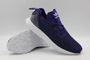 Ladies Adidas Originals Zx Flux Adv Asym Low rise Trainers S79053
