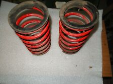 Holden Commodore VT VX VY VZ Front lowered Pedders springs