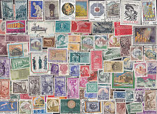 300 All Different ITALY PICS & COMMS Stamps