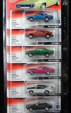 Johnny Lightning Muscle Car Madness SIX PACK Muscle Cars