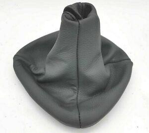 FIAT Panda319 2012 al 2021 cuffia cambio + cornice plastica vera pelle antracite