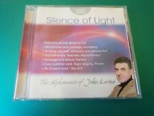 SILENCE OF LIGHT THE ALPHAMUSIC OF JOHN LEVINE CD THERAPY VERSION