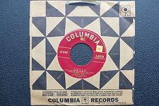 "7"" Doris Day - Julie - US Columbia"