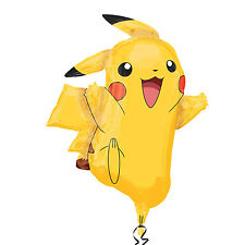 Pokemon Pikachu SuperShape Helium Quality Foil Balloon by AMSCAN